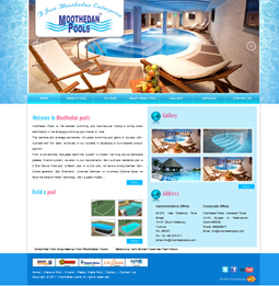 Web Dinkan - Moothedan Pools